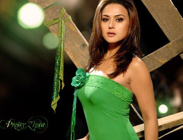 Прити Зинта / Preity Zinta Preity4