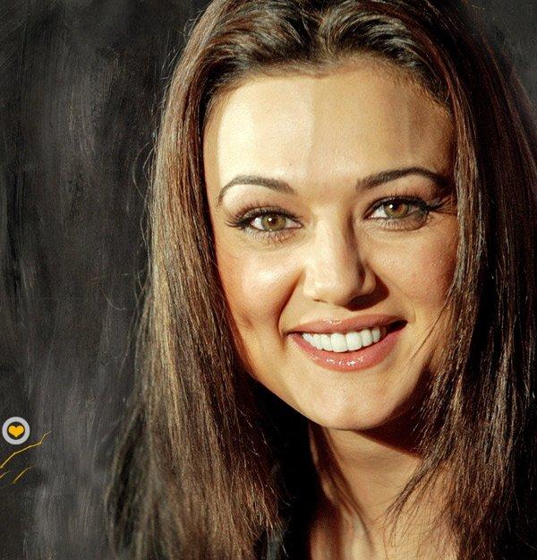 Прити Зинта / Preity Zinta Preity5